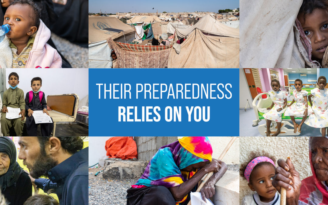 How you can help with disaster response efforts