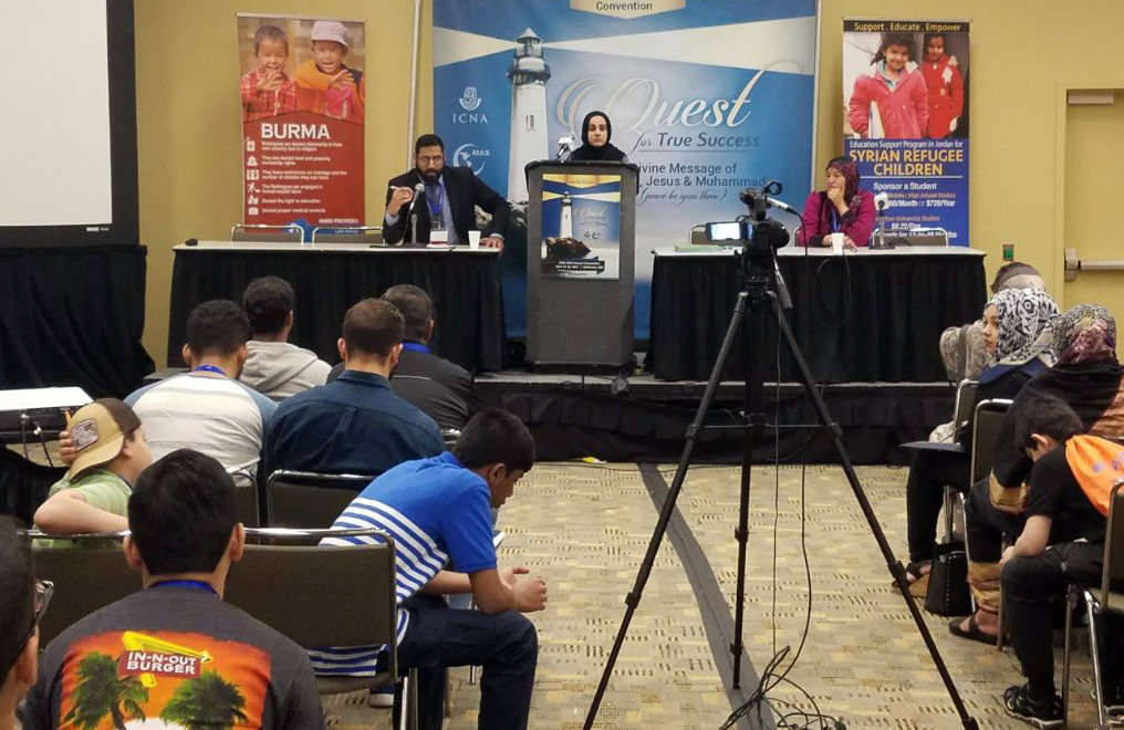 IMANA at ICNA's 42nd Annual Convention