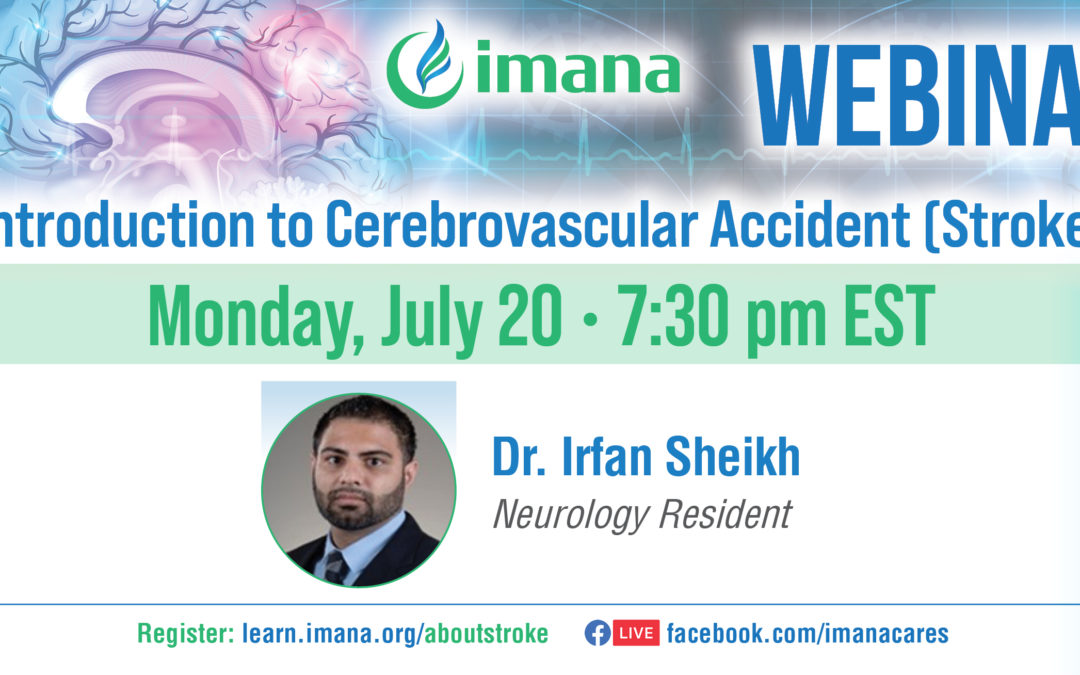 Webinar: Introduction to Cerebrovascular Accident (Stroke)