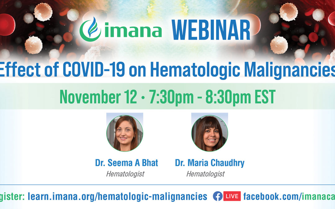 Effect of COVID-19 on Hematological Malignancies