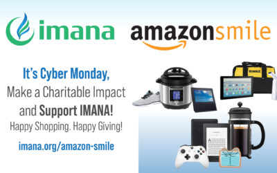 This Cyber Monday, Support IMANA