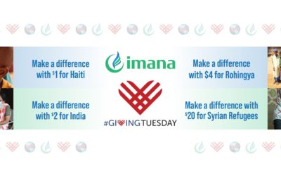 Help drive change, this GivingTuesday!