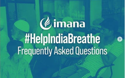 #HelpIndiaBreathe Frequently Asked Questions
