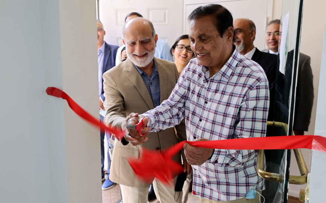 IMANA Opens New Office to Support its Relief Wing